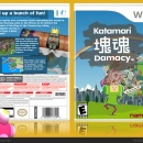 Katamari Damacy Box Art Cover