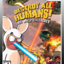 Destroy All Humans! Big Willy Unleashed Box Art Cover