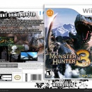 Monster Hunter 3: Tri Box Art Cover