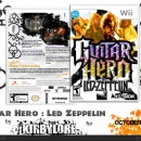 Guitar Hero: Led Zeppelin Box Art Cover