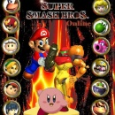 Super Smash Bros. Online Box Art Cover