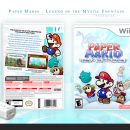 Paper Mario: Legend of the Mystic Fountain Box Art Cover