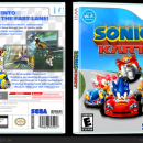 Sonic Kart Box Art Cover