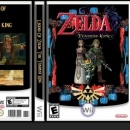 The Legend of Zelda the Tempest King Box Art Cover