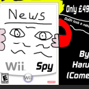 Wii spy Box Art Cover