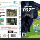 James Bond vs. SpongeBob SquarePants Box Art Cover