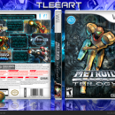 Metroid Prime Trilogy Box Art Cover