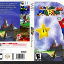 Super Mario 64 10th Anniversary Box Art Cover