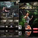 Tomb Raider: Anniversary Box Art Cover