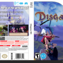 Disgaea Wii Box Art Cover