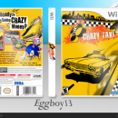Crazy Taxi 4 Box Art Cover