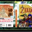 The Legend of Zelda: Ike's Coming Box Art Cover