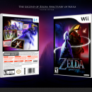 The Legend of Zelda: Sanctuary of Souls Box Art Cover