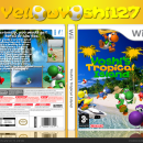 Yoshi's Tropical Island Box Art Cover