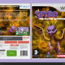 Spyro: The Classic Adventures Box Art Cover