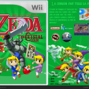 The Legend of Zelda: The Crystal Color Box Art Cover
