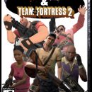 L4D2 & TF2 Box Art Cover
