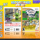 Sitting Ducks Wii Box Art Cover
