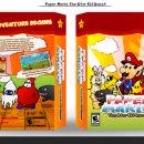 Paper Mario the Star Kid Quest Box Art Cover