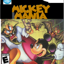Mickey Mania New Play Control Box Art Cover