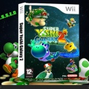 Super yoshi galaxy 2 Box Art Cover