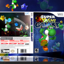 Super Yoshi Galaxy Box Art Cover