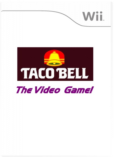 Taco Bell box cover