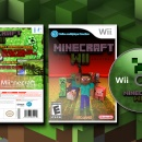 Minecraft - The Wii Edition Box Art Cover