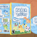 Paper Pokemon Box Art Cover