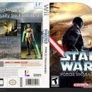 Star Wars Force Unleashed Box Art Cover