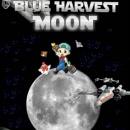 Blue Harvest Moon Box Art Cover