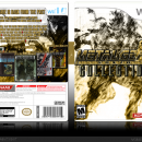 Metal Gear Solid Collection Box Art Cover