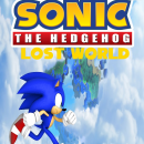 Sonic Lost World Box Art Cover