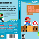 Super Mario Bros. Recreation Box Art Cover