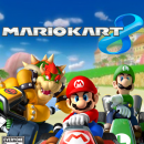 Mario Kart 8 Box Art Cover