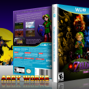 The Legend of Zelda: Majora's Mask HD Box Art Cover