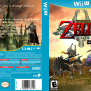 The Legend of Zelda: Twilight Princess HD Box Art Cover