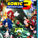 Sonic Adventure 3: Rise of Metal 3.0 Box Art Cover