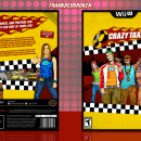 Crazy Taxi Box Art Cover