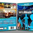 Wii Music U Box Art Cover