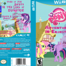 My Little Pony: Adventures in Equestria Box Art Cover