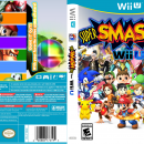 Custom Super Smash Bros. Wii U Box Art Cover
