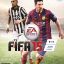 FIFA 15 Wii U Box Art Cover