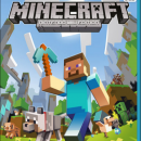 Minecraft Wii U NTSC Fanmade Cover Box Art Cover