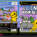 Alien Hominid Box Art Cover