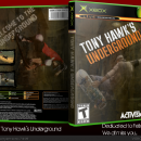 Tony Hawk's Underground Box Art Cover