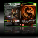 Mortal Kombat: Deception Box Art Cover