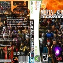Mortal Kombat Armaggedon Box Art Cover