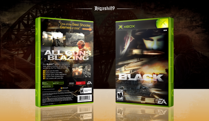 Black box art cover