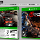 Gears of War: Judgment Box Art Cover